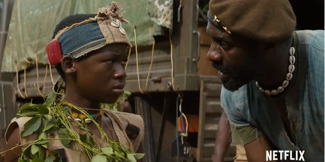 Beasts of no nation Abraham Attah